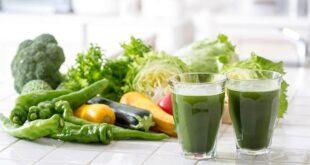 آب سبزیجات