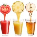 خوب یا بد گرفتن آب میوه ها و سبزی ها