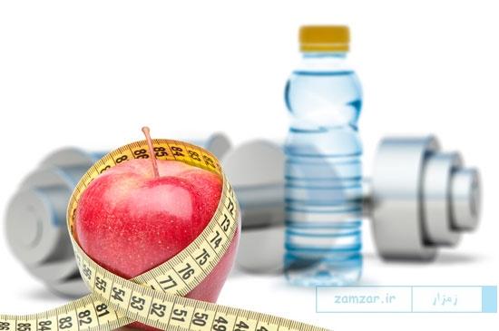 تأثیرات آب در کاهش وزن