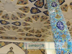 امامزاده بی بی حلیمه خاتون کرکوند تصاویر (10)