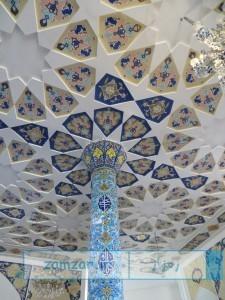 امامزاده بی بی حلیمه خاتون کرکوند تصاویر (11)