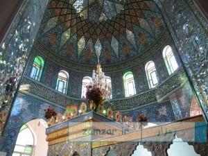 امامزاده بی بی حلیمه خاتون کرکوند تصاویر (14)