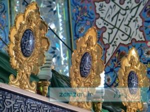 امامزاده بی بی حلیمه خاتون کرکوند تصاویر (15)