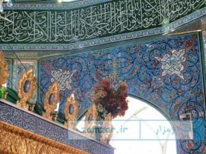 امامزاده بی بی حلیمه خاتون کرکوند تصاویر (16)