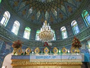 امامزاده بی بی حلیمه خاتون کرکوند تصاویر (17)
