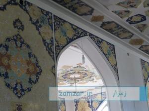 امامزاده بی بی حلیمه خاتون کرکوند تصاویر (3)