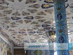 امامزاده بی بی حلیمه خاتون کرکوند تصاویر (4)