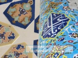 امامزاده بی بی حلیمه خاتون کرکوند تصاویر (5)