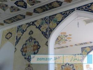 امامزاده بی بی حلیمه خاتون کرکوند تصاویر (6)