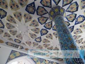 امامزاده بی بی حلیمه خاتون کرکوند تصاویر (7)