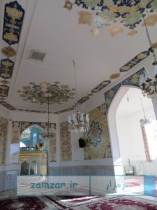 امامزاده بی بی حلیمه خاتون کرکوند تصاویر (9)