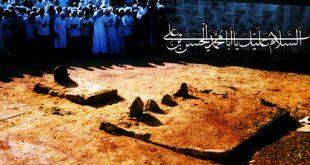 شهادت امام مجتبی