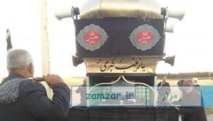 تاسوعای حسینی -1394 شهر کرکوند (1)