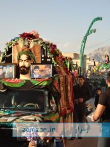 تاسوعای حسینی -1394 شهر کرکوند (3)