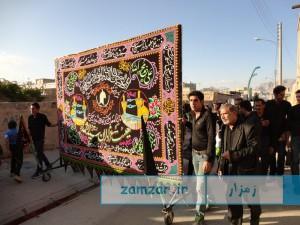 تاسوعای حسینی -1394 شهر کرکوند (5)