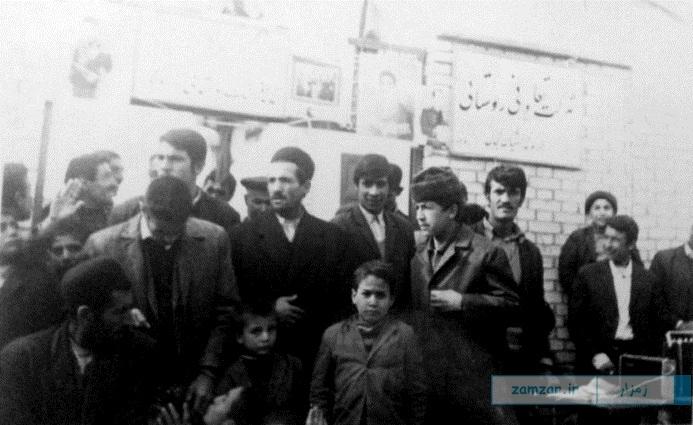 جشنهای تقسیمات اراضی-کرکوند-قبل از انقلاب
