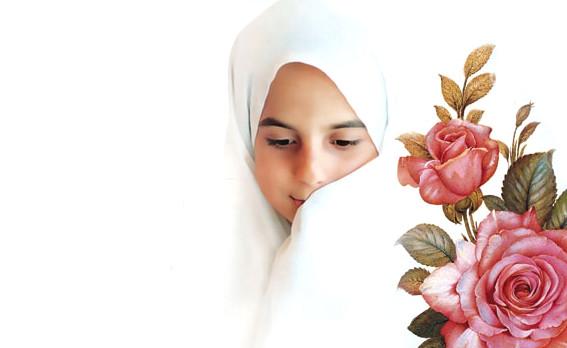 اشعار برگزیده درباره حجاب
