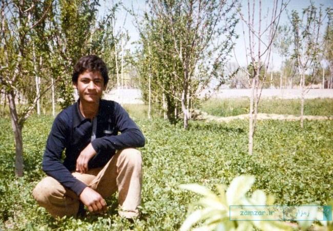 شهید جاویدالاثر حسین بهرامی کرکوندی
