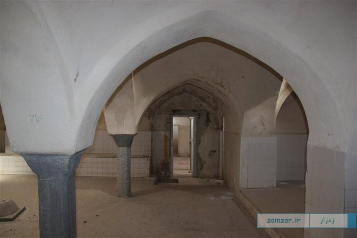 حمام قدیمی کرکوند بعد از بازسازی