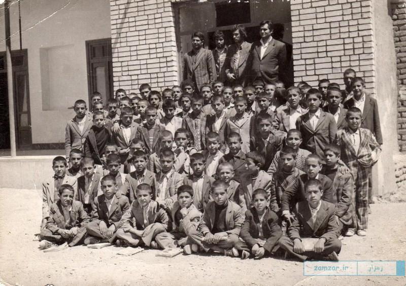 دانش آموزان ابتدایی قدیم کرکوند