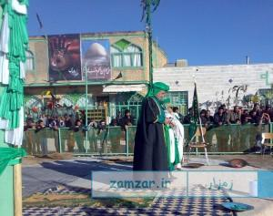 روز تاسوعا- سال 88 شهر کرکوند (2)