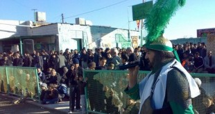 روز تاسوعا- سال 88 شهر کرکوند