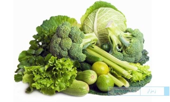 معرفی ۶ دلیل ساده برای خوردن سبزیجات سبز