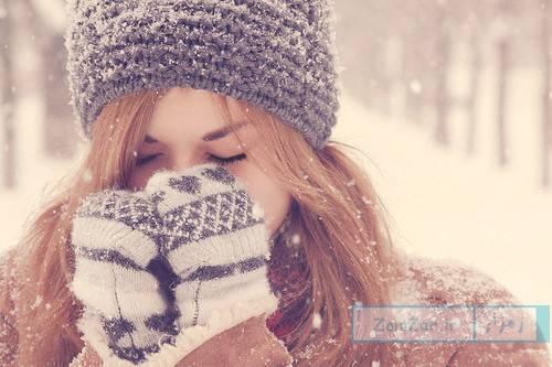 دوبیتی هایی درباره سرمای زمستان