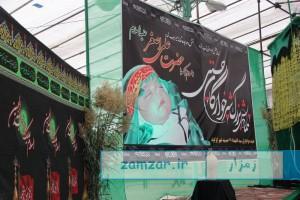 سوگوراه علی اصغر(ع)-شیرخوراگان حسینی شهر کرکوند محرم 94 (3)