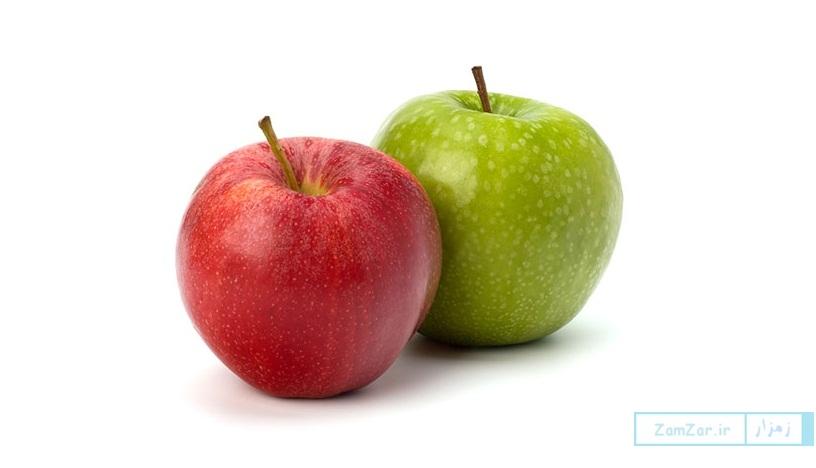 آشنایی با 14 مورد از مهمترین خواص سیب