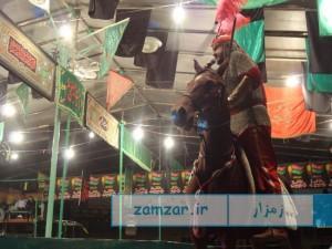 شب های تعزیه 1394 حسینیه شهر کرکوند (11)