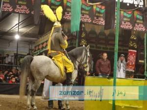 شب های تعزیه 1394 حسینیه شهر کرکوند (12)