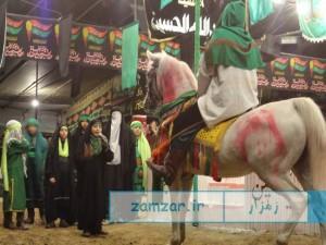 شب های تعزیه 1394 حسینیه شهر کرکوند (14)