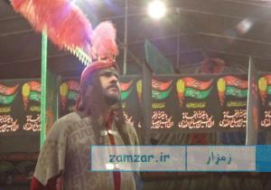 شب های تعزیه 1394 حسینیه شهر کرکوند (4)