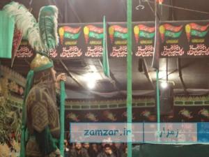 شب های تعزیه 1394 حسینیه شهر کرکوند (7)