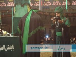 شب های تعزیه 1394 حسینیه شهر کرکوند (9)