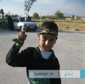 شور حسینی - محرم 94- شهر کرکوند (18)