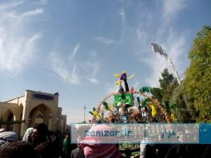 عاشورای حسینی - محرم 94- شهر کرکوند (2)