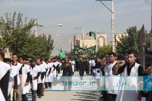 عاشورای حسینی - محرم 94- شهر کرکوند (26)