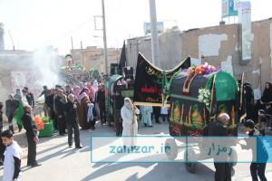 عاشورای حسینی - محرم 94- شهر کرکوند (27)