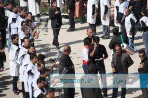 عاشورای حسینی - محرم 94- شهر کرکوند (39)