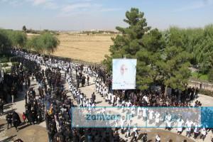 عاشورای حسینی - محرم 94- شهر کرکوند (40)
