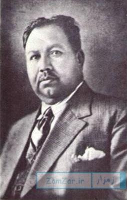 میرزا محمد فرخی یزدی (تاج الشعرا)