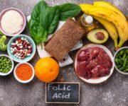 10 ماده غذایی سرشار از فولیک اسید