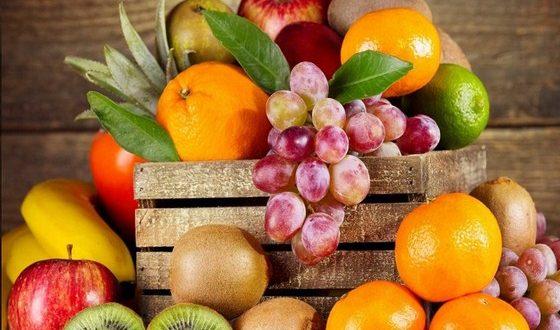 میوه شیرین