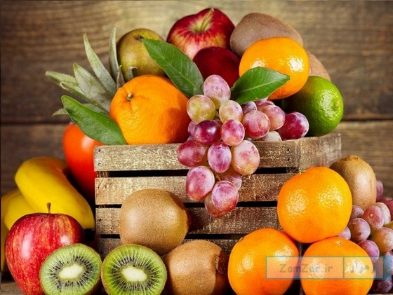 قندی ترین میوهها را بشناسید