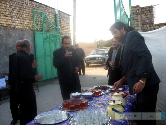 نماز عید فطر 1386 کرکوند