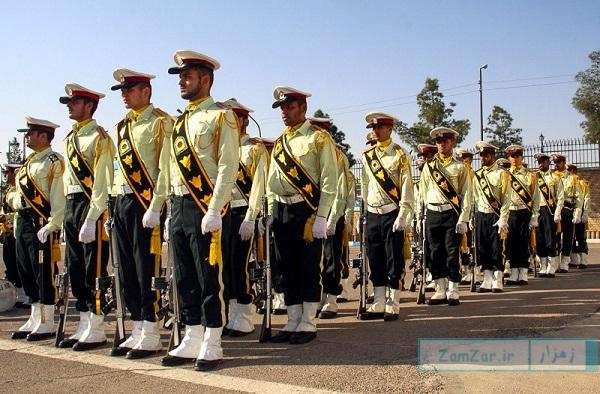 متن های زیبا برای تبریک روز نیروی انتظامی