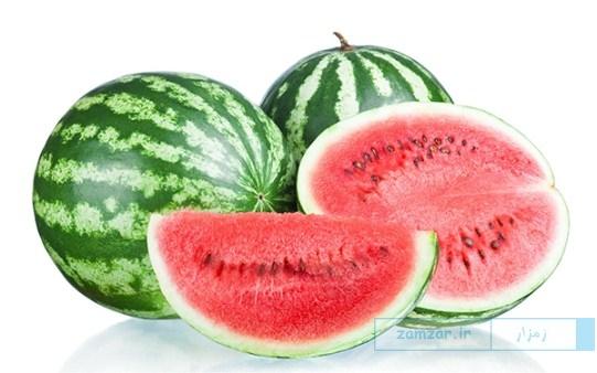 هندوانه و کاهش کلسترول