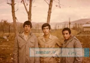 پاسدار شهید علی بهرامی